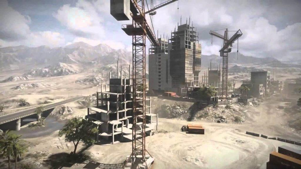 Battlefield 2 / Battlefield 3 - Оманский залив