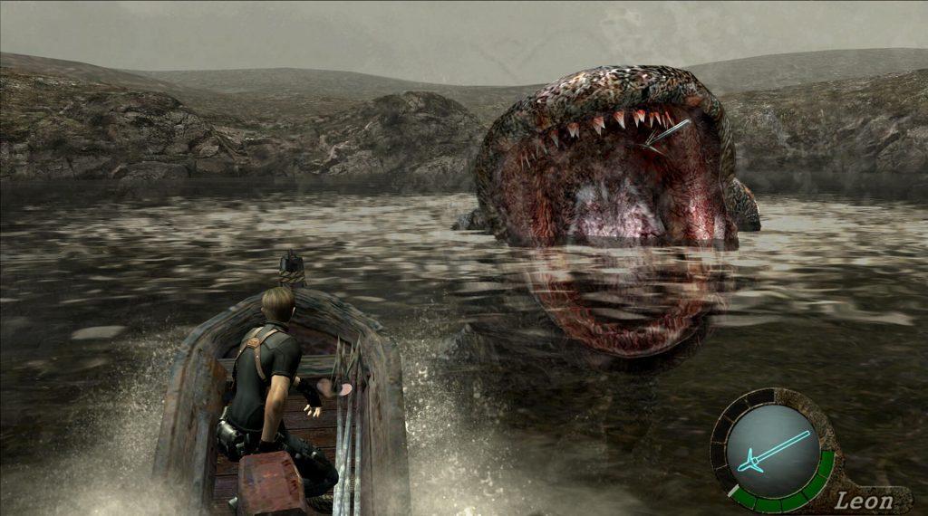 Del Lago (Resident Evil 4)