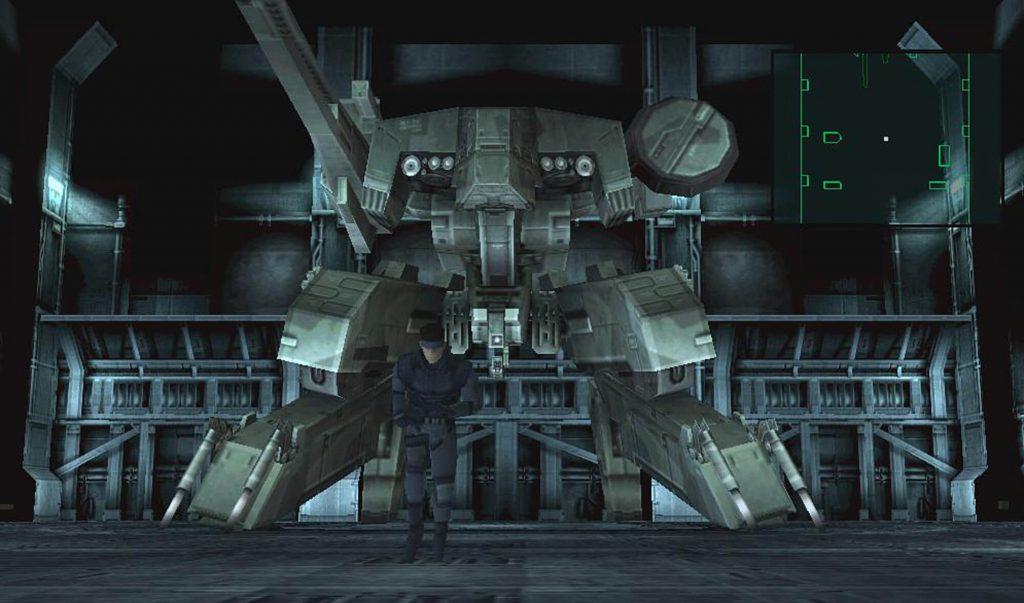 Metal Gear Rex (Metal Gear Solid)