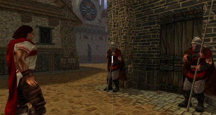 Vampire The Masquerade: Redemption получил набор HD текстур