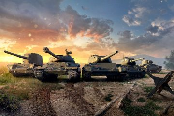 World of Tanks новый режим 30 на 30