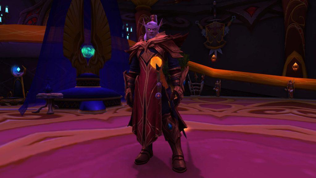 World of Warcraft: наконец-то главный эльф Луносвета сменил имидж