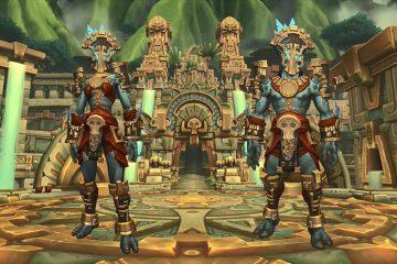 World of Warcraft: уже на следующей неделе вы сможете поиграть за друида-динозавра!