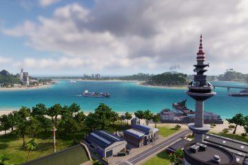 Запущен бесплатный бета-тест Tropico 6
