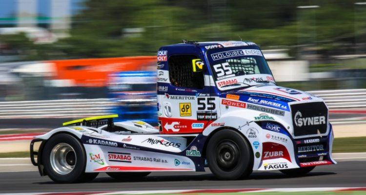нонсирован FIA European Truck Racing Championship