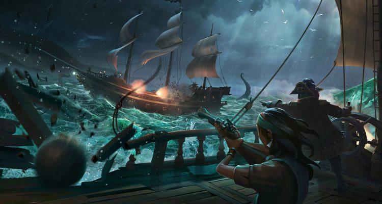 Анонсировано обновление Sea of Thieves, которое завершит сюжетную кампанию