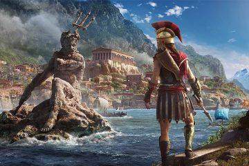 Assassin's Creed Odyssey получил обновление 1.2.0