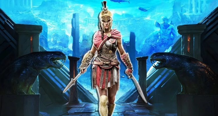 Assassin's Creed Odyssey - трейлер и подробности о DLC Fate of Atlantis