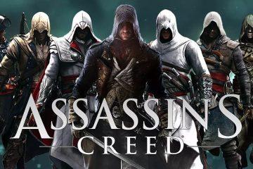 Assassin's Creed Ragnarok перенесёт нас в северные земли викингов
