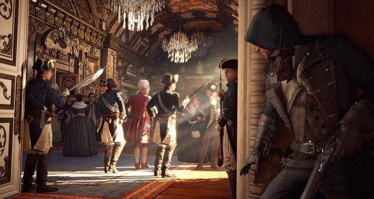 Assassin's Creed Unity переживает вторую молодость