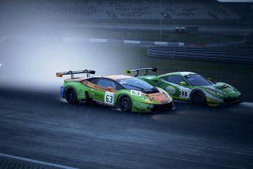 Assetto Corsa Competizione - объявлена дата выхода