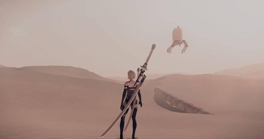 Sandstorm Reshade