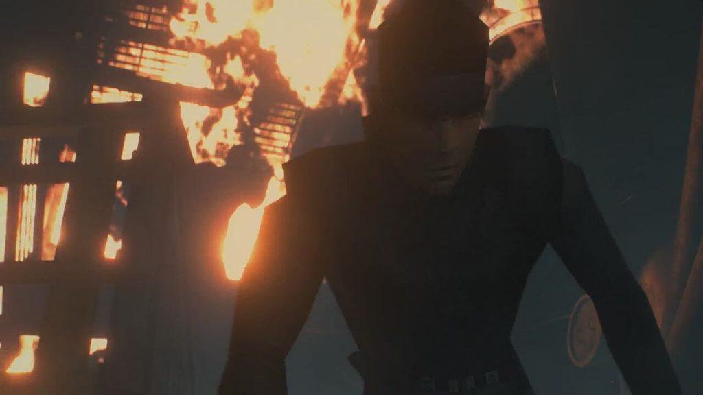 Солид Снейк из Metal Gear Solid 1
