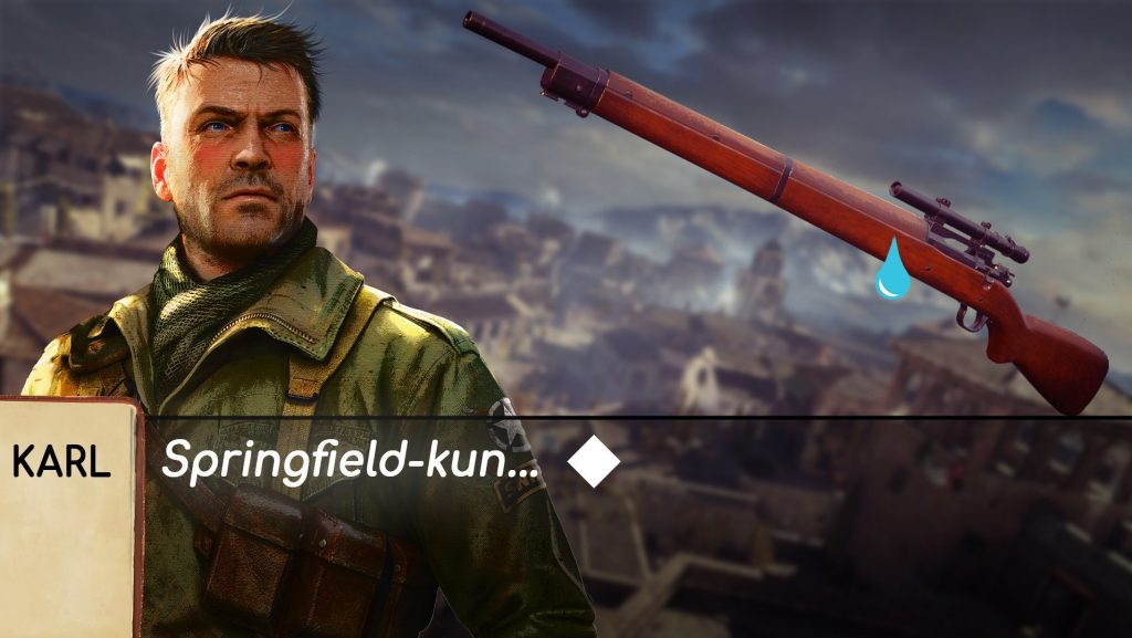 Sniper Elite: Под прицелом любви