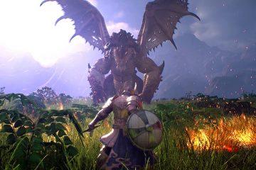 Bless Unleashed - представление игрового процесса