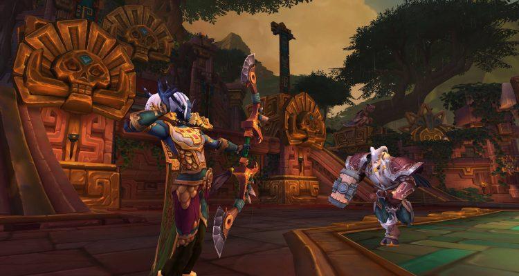 Blizzard рассказали, как будет выглядеть новая система снаряжения в патче 8.2