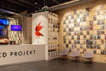 CD Projekt RED объявил об открытии своего магазина