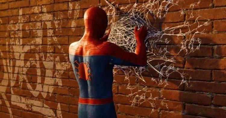 Человек-паук потерял рюкзак в The Division 2