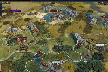 Арт-директор Civilization 6 выпустил мод, с которым игра выглядит как Civilization 5