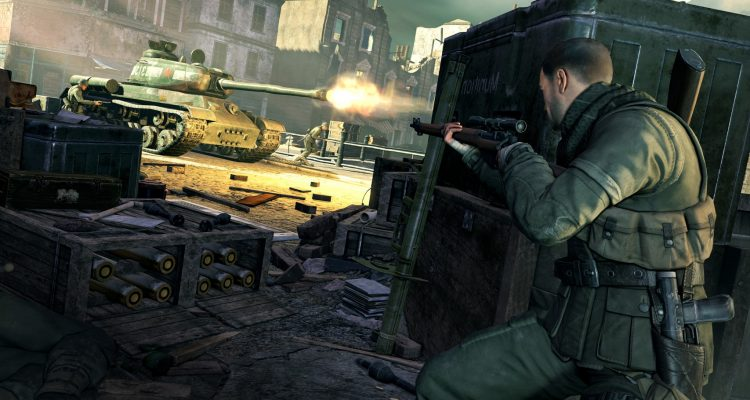 Дата выхода Sniper Elite V2 Remastered