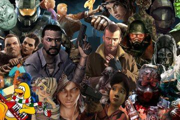 Десятка самых продаваемых игр за всю историю
