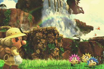Для Super Mario Odyssey создана VR версия