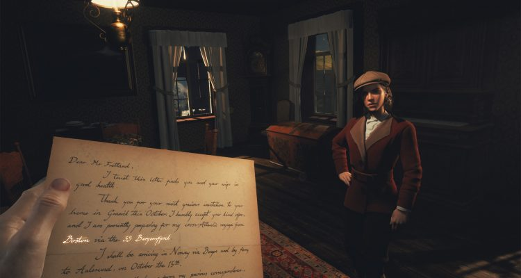 Draugen - новая игра студии Red Thread Games