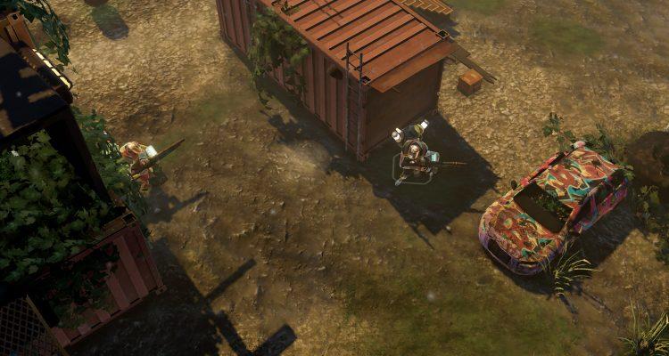 Dreadlands - смесь пошаговой тактики и MMO