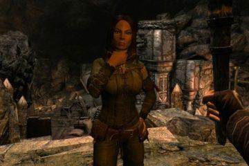 Enderal - модификация для Skyrim, копирует одежду из Ведьмака