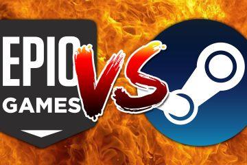 Epic Games убивает конкуренцию - продолжение войны платформ цифрового распространения
