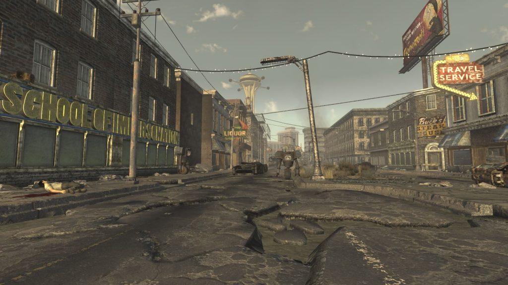 Финал, на который влияют ваши решения, в моде для Fallout: New Vegas
