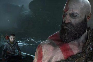 God of War исполнился год, создатели благодарят фанатов