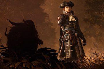 Greedfall - Пауки рассказали подробности о новой RPG