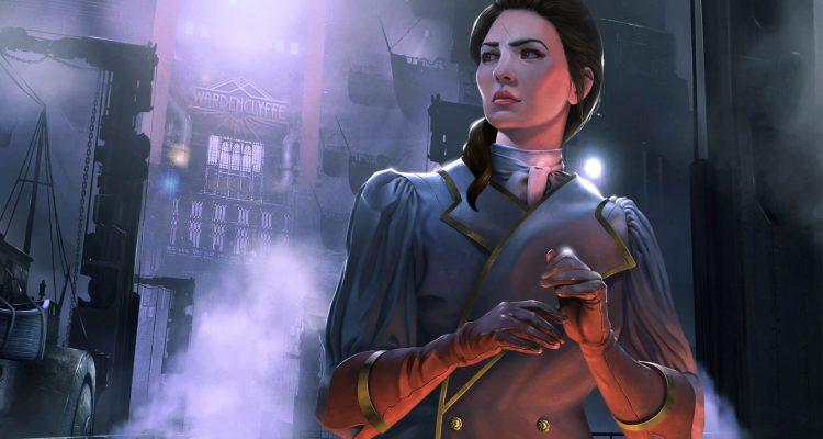 Хоррор в стиле BioShock —Close to the Sun выходит в мае