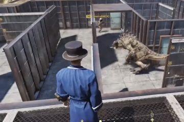 Игрок Fallout 76 завлекает людей в смертельный лабиринт с ложными дверьми и Когтем смерти
