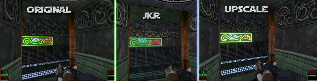 Star Wars Jedi Knight: Dark Forces II получает пак текстур, улучшенных нейросетью ESRGAN