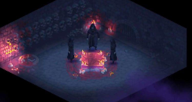 Kingdom of Night - анонс и первый трейлер