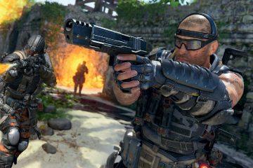 Королевская битва в Call of Duty: Black Ops 4