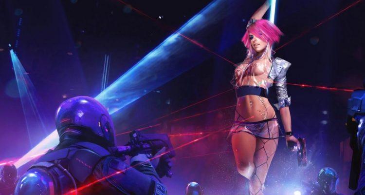 Леди Гага получила роль в Cyberpunk 2077