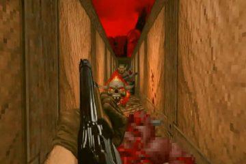 Мод для Doom превращает игру в один бесконечный коридор