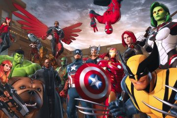 Marvel Ultimate Alliance 3: The Black Order представит свою версию битвы с Таносом