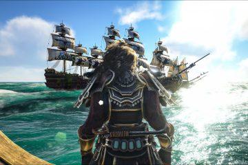 'Мега-обновление' для Atlas включает в себя новый кооперативный режим, новые острова и подлодку