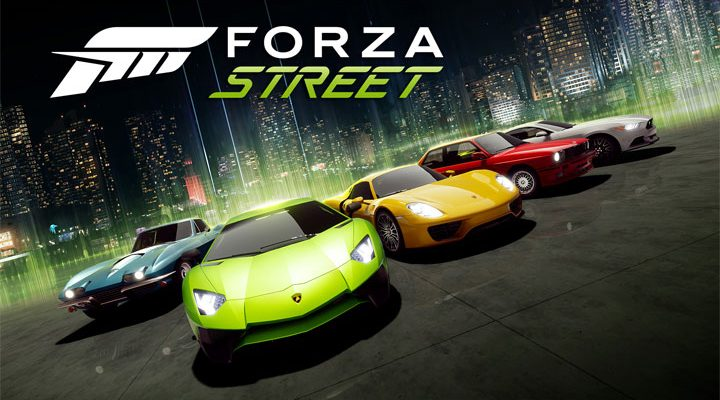 Microsoft выпустила Forza Street