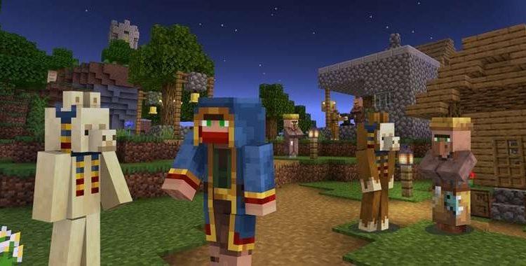 Minecraft - разработчики пожертвует $ 90 000 на благотворительность