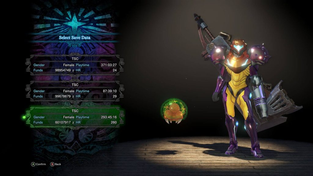 Мод, переносящий Самус из Metroid Prime в Monster Hunter World