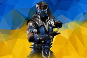 Mortal Kombat 11 запрещена в Украине
