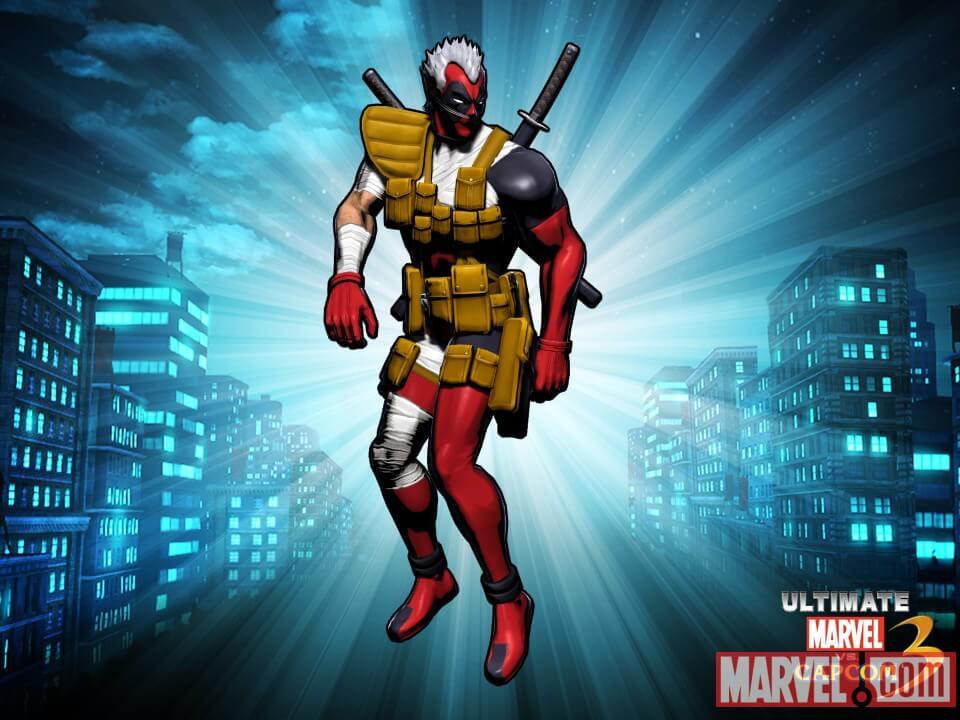 Самые нелепые дополнительные костюмы героев файтингов