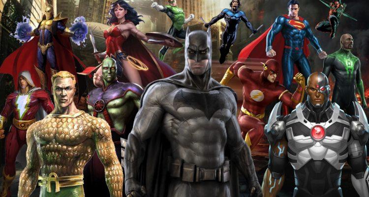 Outlaws - новая игра по вселенной DC Comics