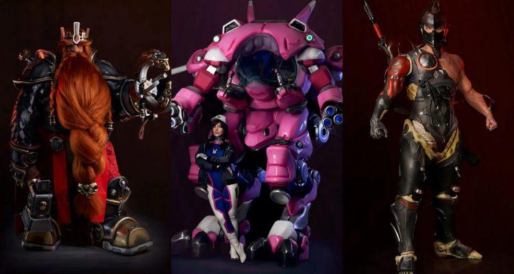 Представители Overwatch выдвинули косплей на новый уровень