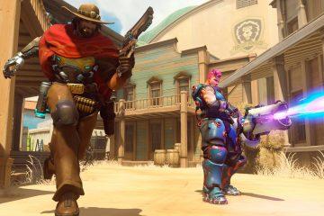 Overwatch - официальное описание события Storm Rising